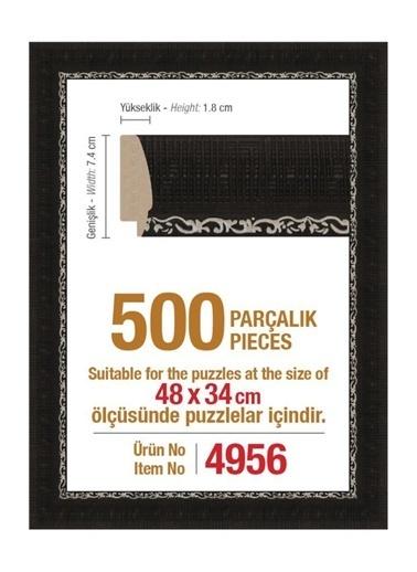 Educa Heidi 500 Parçalık Puzzle Çerçevesi 48X34 Cm 4956 Renkli